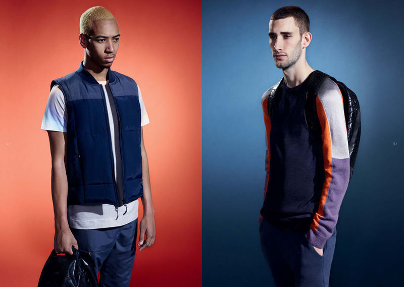 Streamlined Sportswear Collaborations