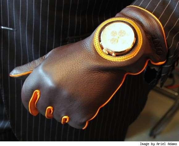 Ski Glove Timepieces