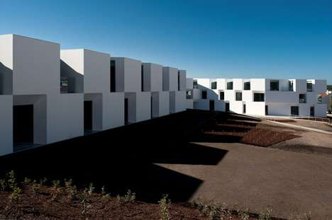 assisted residences by aires mateus