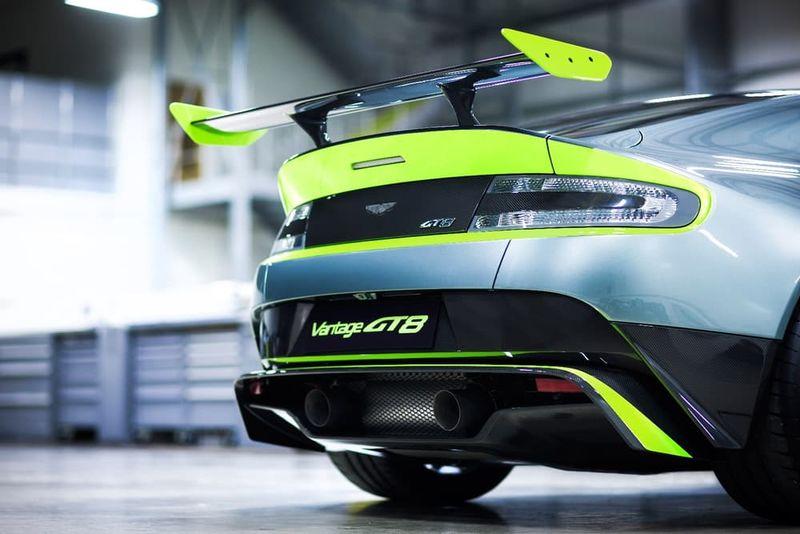 Turbocharged Race Cars