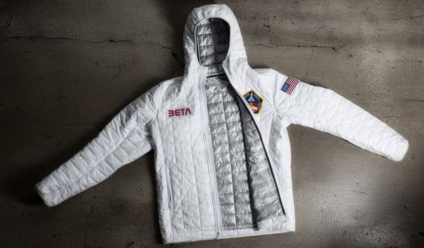 astronaut clothing