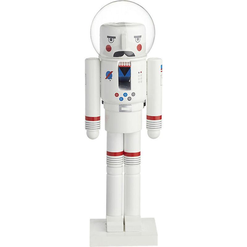 Galactic Nutcracker Figurines