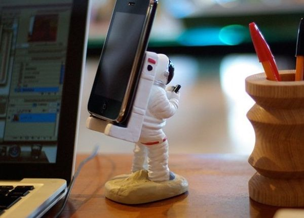 Galactic Phone Stands