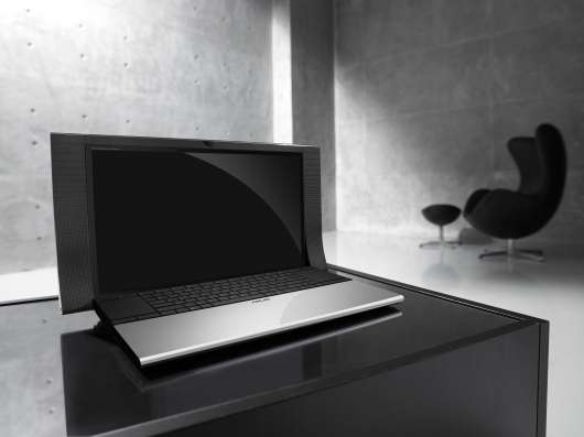 Dual Touchpad Laptops