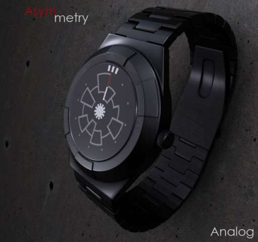 Asymmetry Watch