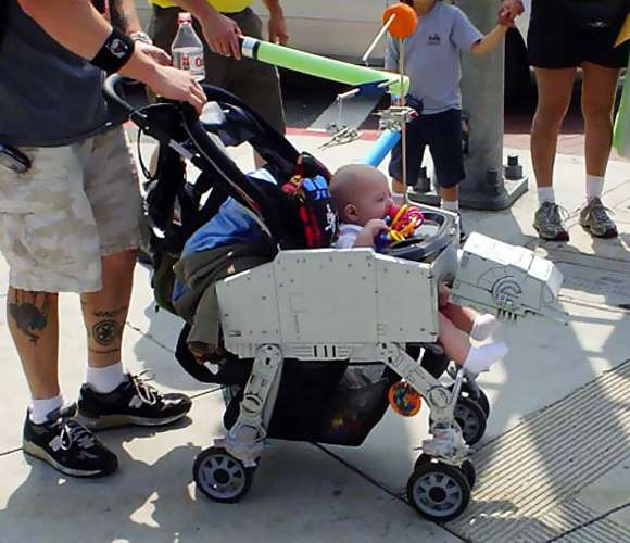 Star Wars Baby Strollers