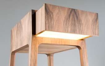 Lighted Nightstands