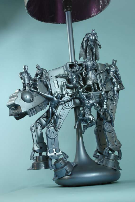 At-Attack lamp