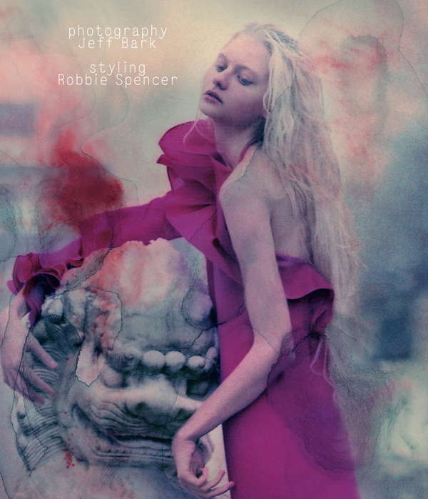Otherworldly In-Season Editorials
