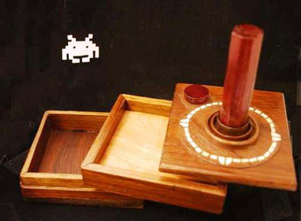 Atari Joystick Jewelry Box