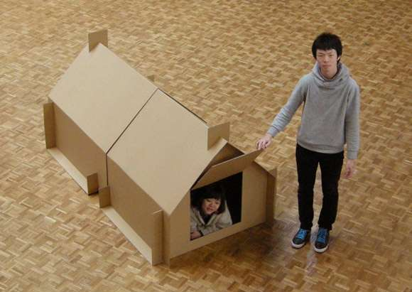 Simple Pop-Up Shelters