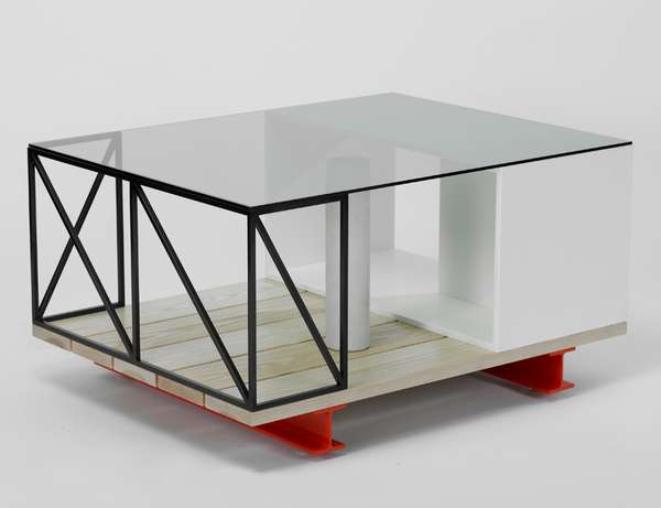 Giant-Inspired Furniture