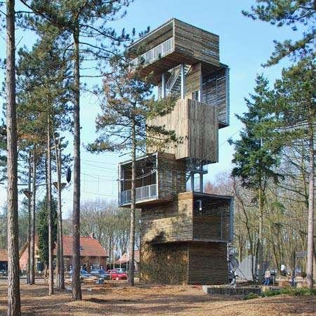 Rock Climbing Residences