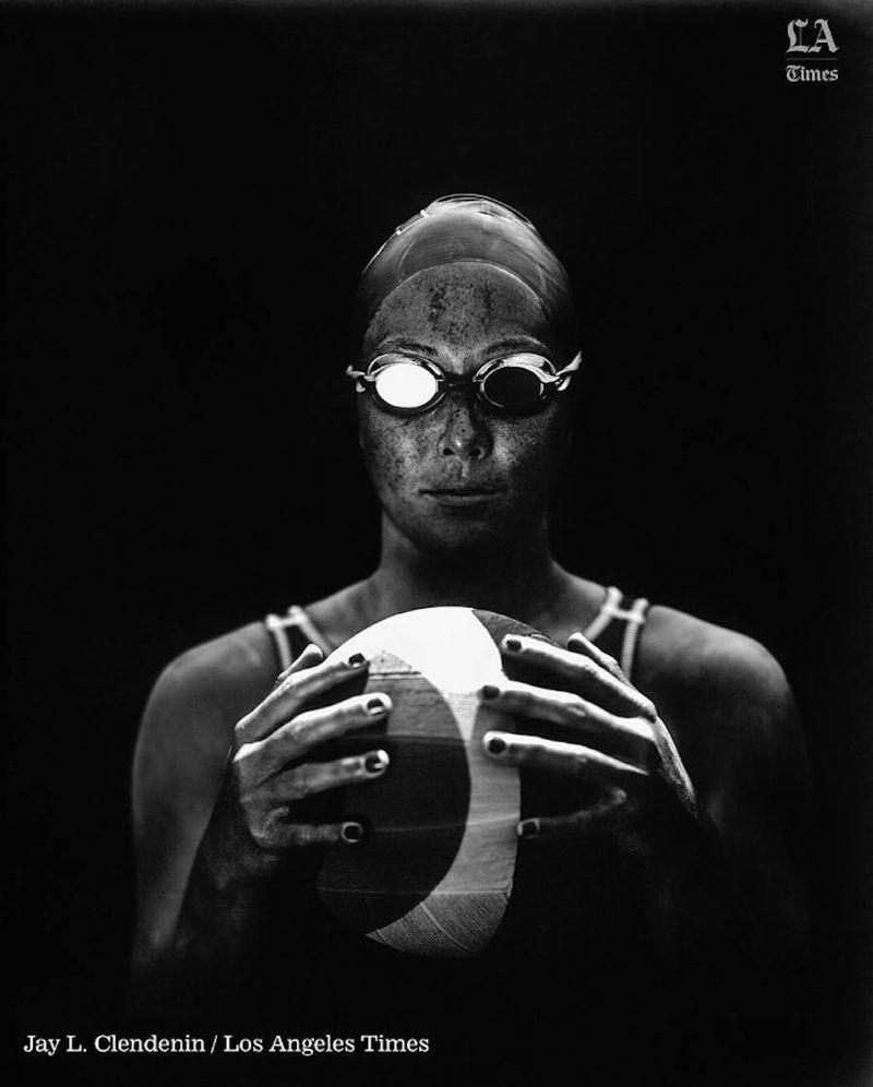 Artistic Athlete Photography