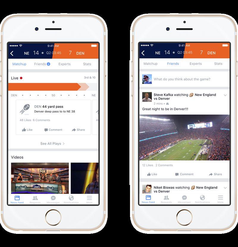 Conversational Sports Platforms