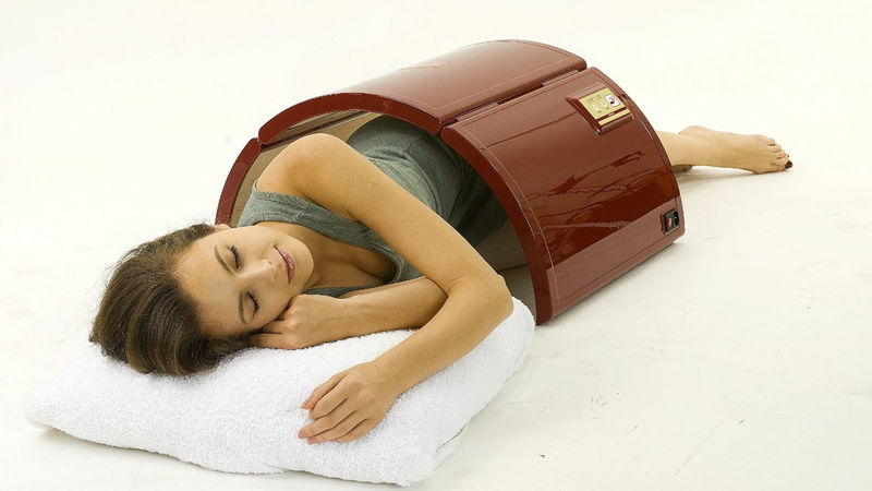 Personal Infrared Saunas