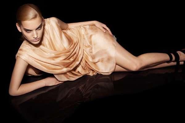 Layered Nude Fashion