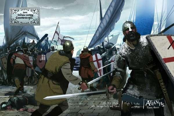 Ancient War Tourism