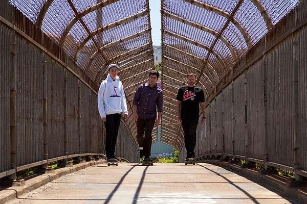 Bay Area Skater Lookbooks