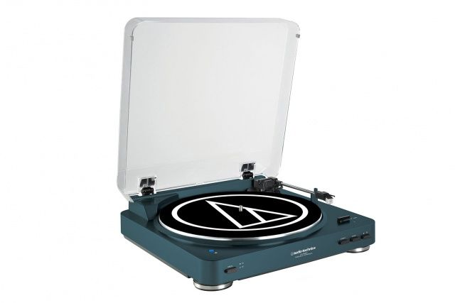 Bluetooth-Compatible Turntables