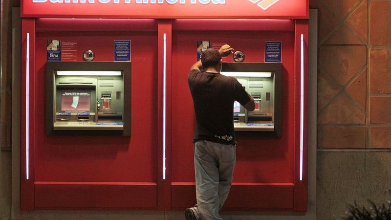 Mobile ATM Transactions