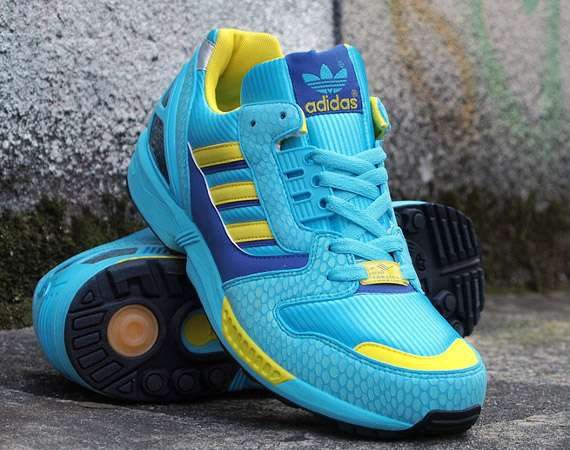 Luminous Reptile Runners