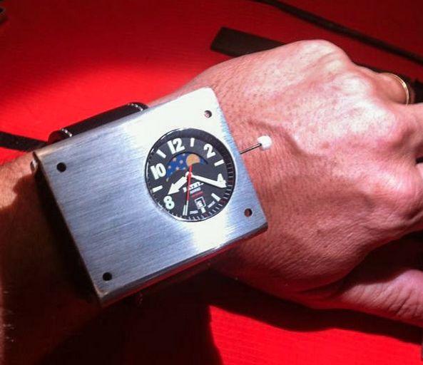 Atomic Wristwatches