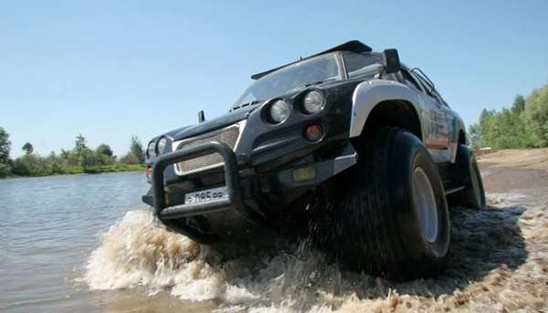 Amazing Amphibian Vehicles
