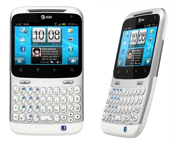 Facebook-Centric Smartphones