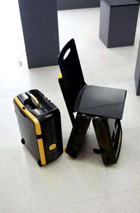 Seat Suitcase