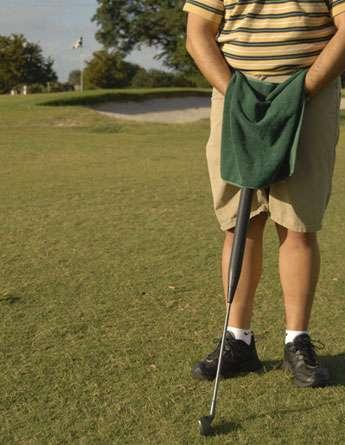 Urinal Golf Clubs