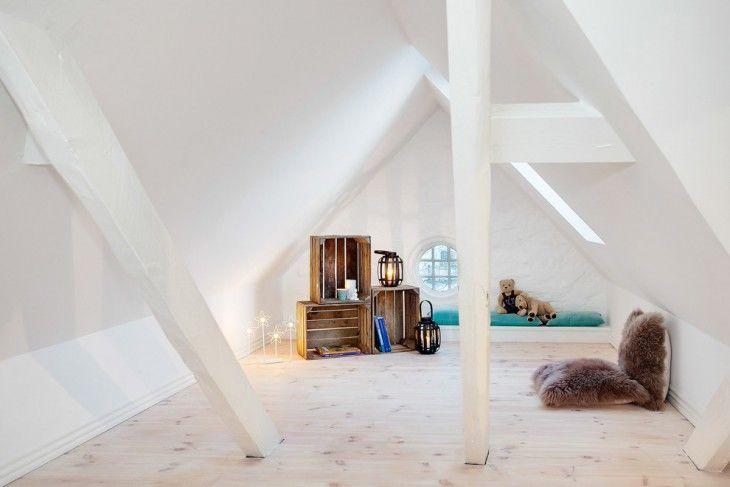 Cozy Attic Apartments