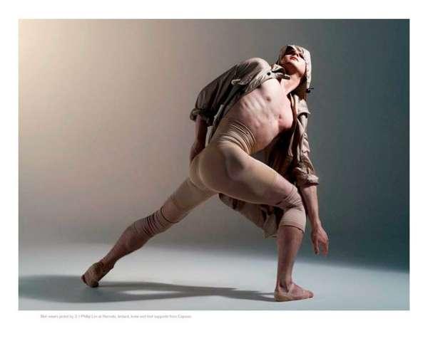 Male Ballet Editorials