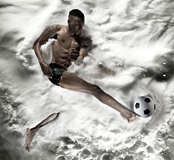 Splashy Sports Photography