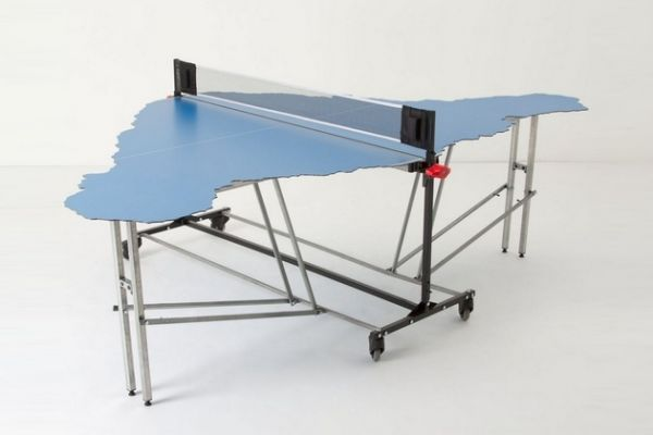 Atypical Table Tennis Designs