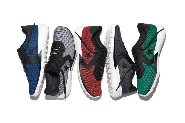 Minimalist Mesh Sneakers