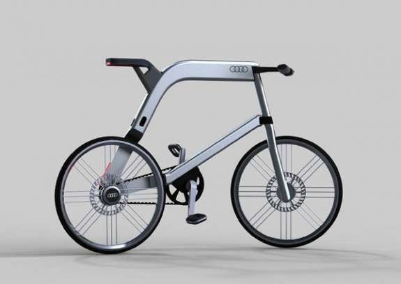 Audi Electric Bike x Arash Karimi
