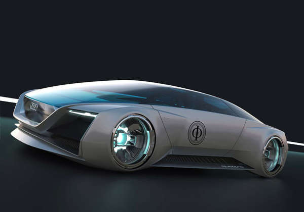 Film-Inspired Concept Cars
