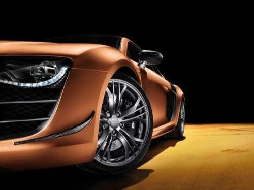 Matte Titanium Cars