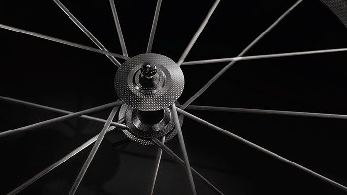 Carbon Frame Bicycles