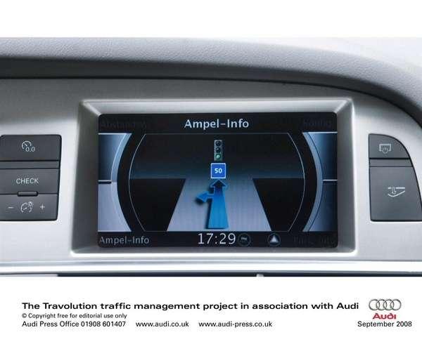 Intuitive Traffic Lights