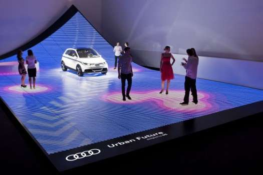 Digital Interactive Roads