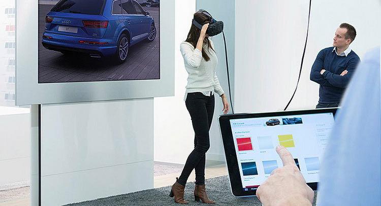 VR Dealership Showrooms
