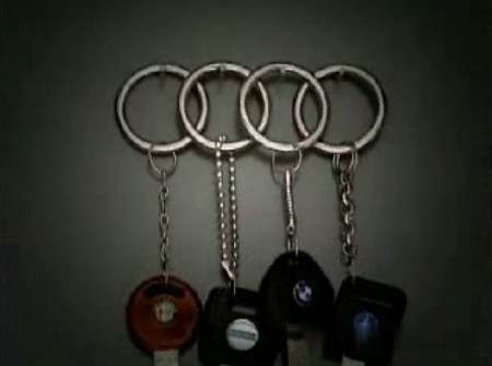 Audi Commercial Clever Competitor Bashing - Audi commercial
