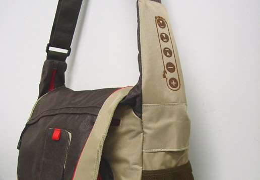 Audio Ready Messenger Bag From G-Tech
