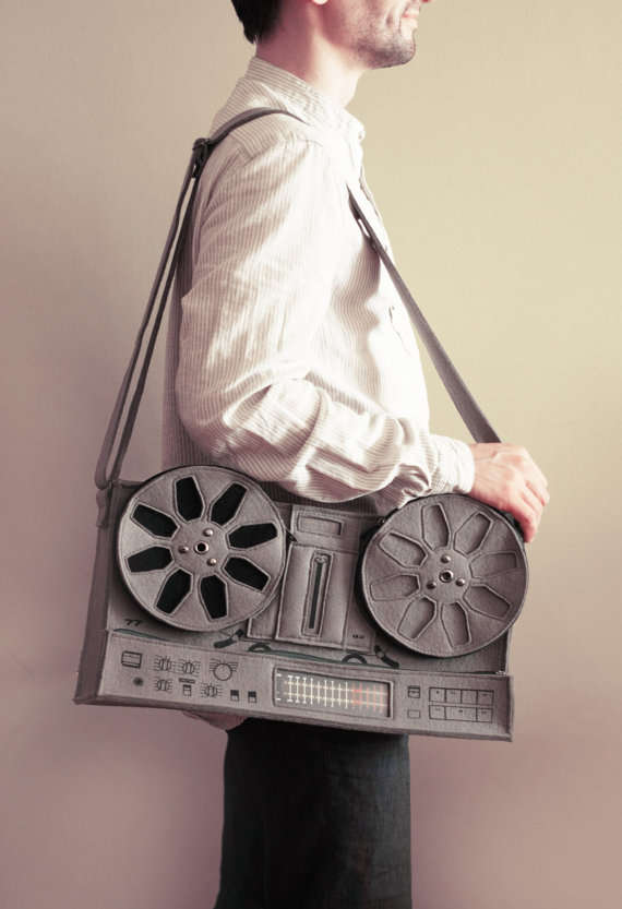 Cinematically Inspired Purses
