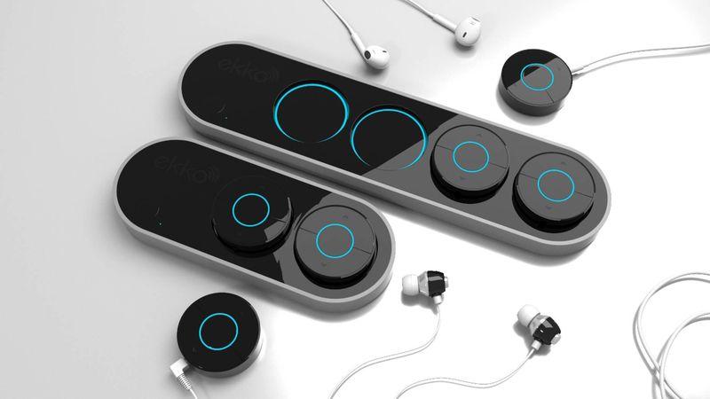 Audio-Streaming Headphone Hubs