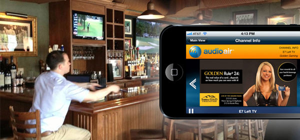 Audio-Streaming Sports Bar Apps