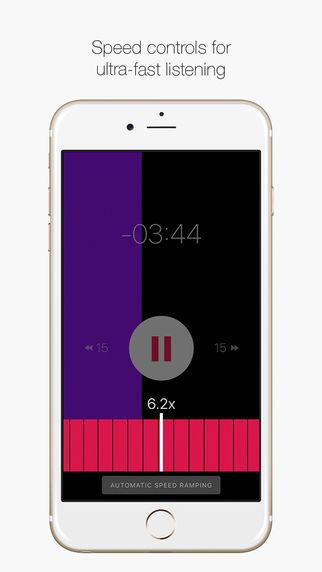 Rapid Audiobook Apps