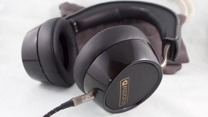 Stylishly Solid Headphones